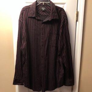 Excellent condition! Men's long sleeve shirt, 2XL